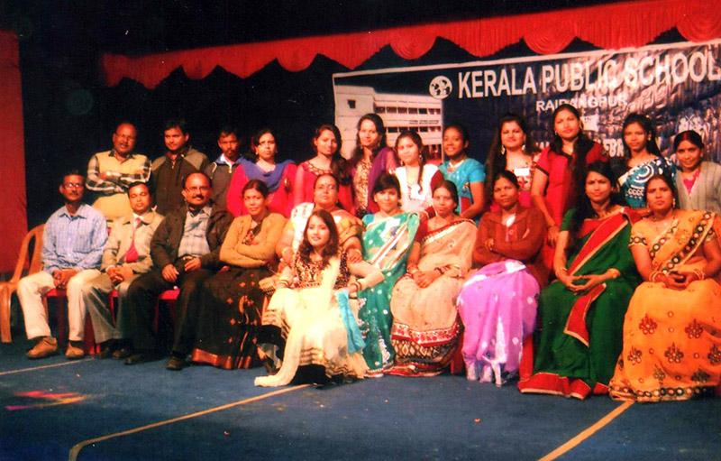 Rairangpur Relentless Team